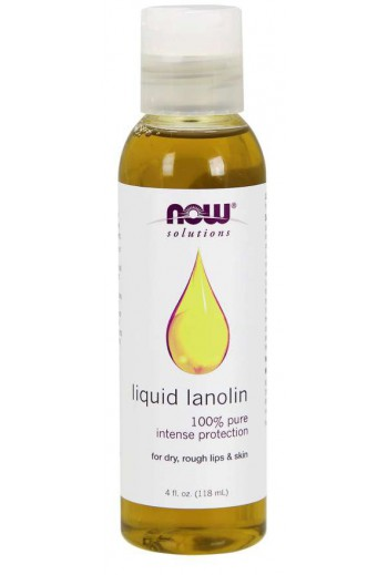 Now Solutions, Pure Lanolin...