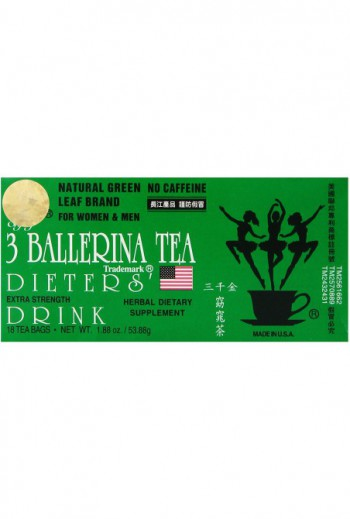 Ballerina Tea Dieters...