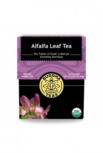 Alfalfa Leaf Tea - Organic...