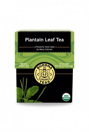 Organic Plantain Leaf, 18...