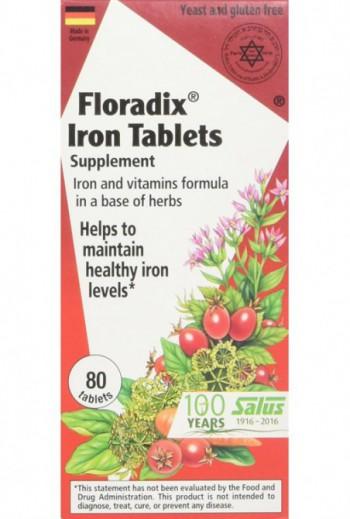 Floradix Tablets Iron...