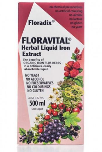 Floravital Liquid Iron...