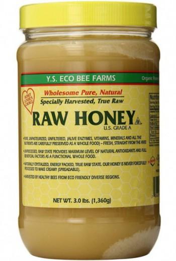 YS Eco Bee Farms RAW HONEY...