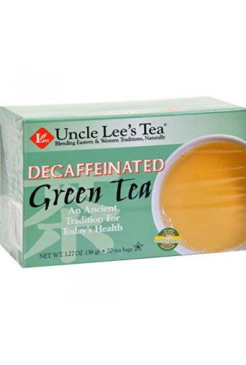 Uncle Lee's Tea...
