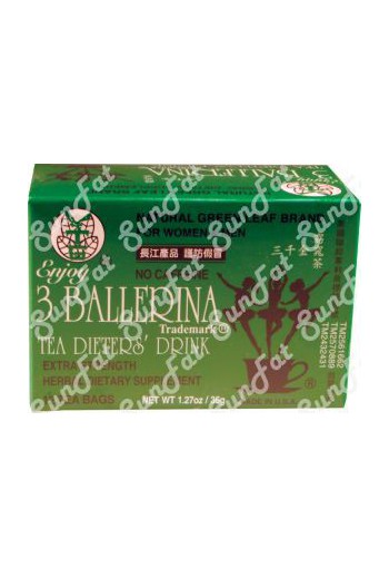3 Ballerina Tea Dieters'...