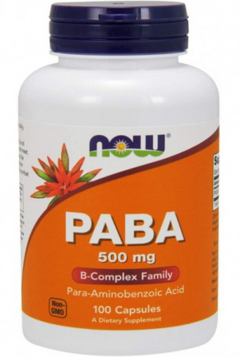 NOW Supplements, PABA...