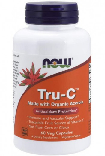 NOW Supplements, Tru-C with...