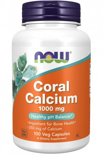 NOW Supplements, Coral...
