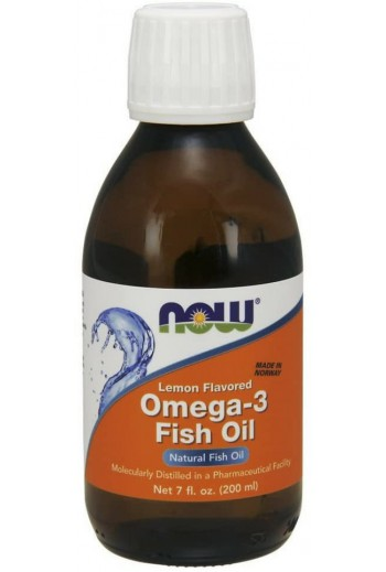 NOW Foods - Omega-3 Fish...