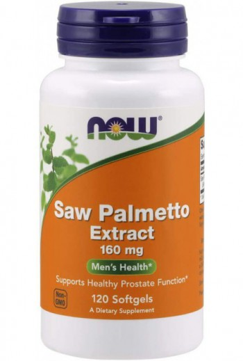 NOW Supplements, Saw...