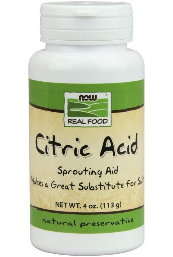 NOW Foods, Citric Acid,...